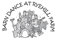 Barn dance at Ryehill Farm