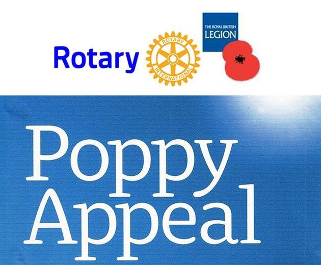 Royal British Legion Poppy Appeal 2016